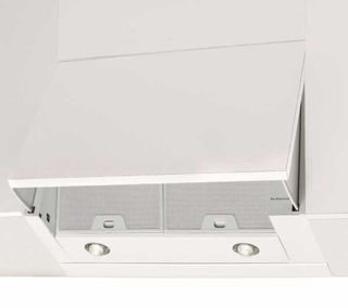 Picture of De Dietrich 60cm Integrated Hood Silver