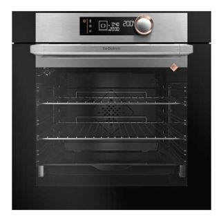 Picture of De Dietrich Built In DX1 Multifunction Pyro Single Oven Platinum