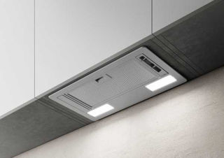 Picture of Elica 52cm ERA Canopy Hood for 60cm Unit Silver