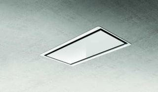 Picture of Elica 100 x 50cm Hilight Celing Hood No Motor White