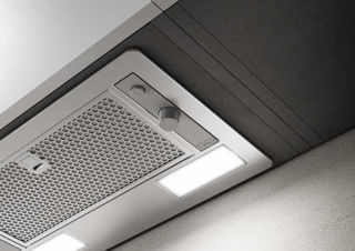 Picture of Elica 72cm ERA S Hood for 80cm Unit Canopy Hood Stainless Steel