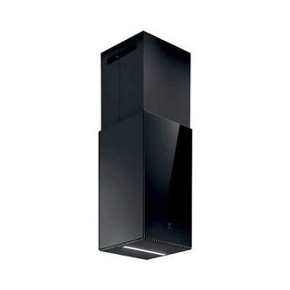 Picture of Elica 32 x 32cm Haiku Island Hood Black Glass