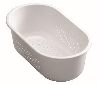 Picture of Franke CRX EUX VIX651 Strainer Bowl White