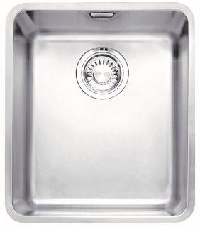 Picture of Franke Kubus Singel Bowl Undermounted Sink Stainless Steel