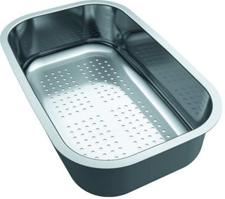 Picture of Franke Spark + Anthea Stainless Steel Strainer Bowl