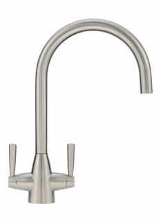 Picture of Franke Valais Bi-Flow Spout Solid Stainless Steel Tap