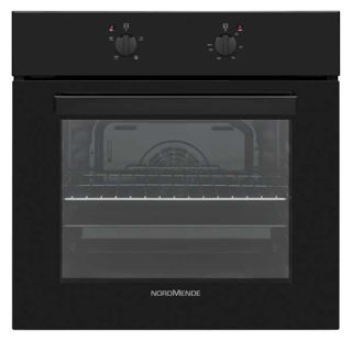 Picture of NordMende Built In Single Oven Black