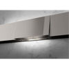 Picture of NordMende 60cm Integrated Hood Twin Motor Grey