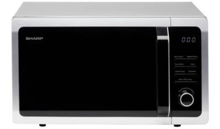 Picture of Sharp 25L Freestanding Solo Microwave Silver