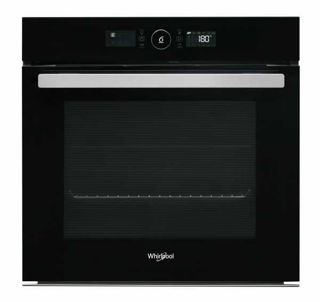 Picture of Whirlpool Built In Multifunction Single Oven Black
