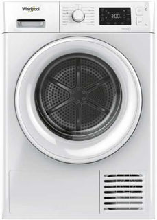 Picture of Whirlpool F/S Fresh Care 9kg Heatpump Tumble Dryer White