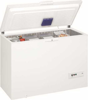 Picture of Whirlpool 437L Freestanding Chest Freezer White