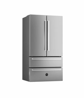 Picture of Bertazzoni 90cm  Side by Side Fridge Freezer Stainless Steel