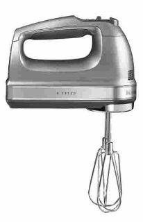 Picture of KitchenAid Hand Mixer Contour Silver