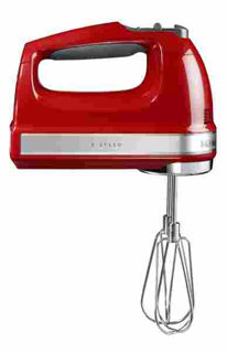 Picture of KitchenAid Hand Mixer Empire Red