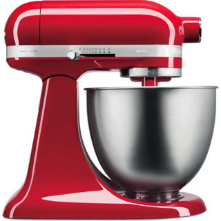 Picture of KitchenAid 3.3L Stand Mixer Empire Red