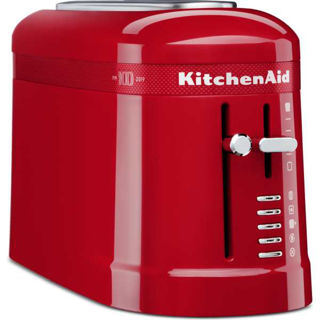 Picture of KitchenAid 100 Year 2-Slice Long Slot Toaster Passion Red Queen of Hearts Collection
