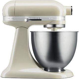Picture of KitchenAid 3.3L Mini Tilt-Head Stand Mixer Almond Cream