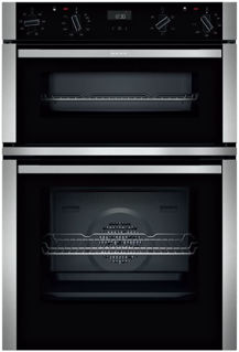 Picture of Neff Built In Double Oven Stainless Steel