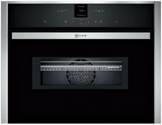 Picture of Neff B/I 45cm Combi Microwave Oven Stainless Steel
