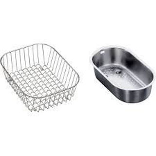 Picture of Franke Accessories Pack Drainer Basket + Stainless Steel Strainer Bowl