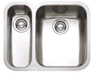 Picture of Franke Ariane 1.5 Bowl Undermounted Sink LHSB Stainless Steel