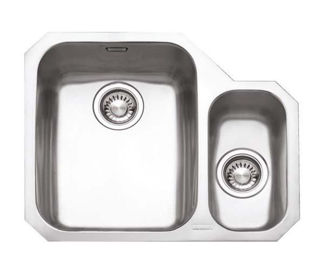 Picture of Franke Ariane 1.5 Bowl Undermounted Sink RHSB Stainless Steel