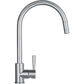 Picture of Franke Fuji Swan Neck Pull-Out Nozzel Tap Silksteel