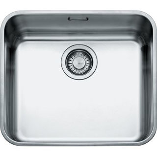 Picture of Franke Largo Single Bowl Undermounted Sink Stainless Steel