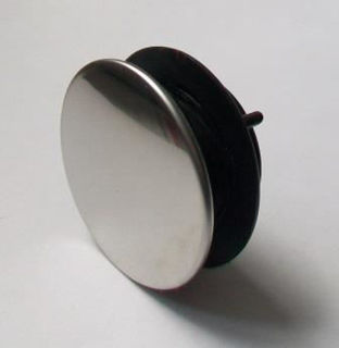 Picture of Franke Hole Blank No Logo Stainless Steel