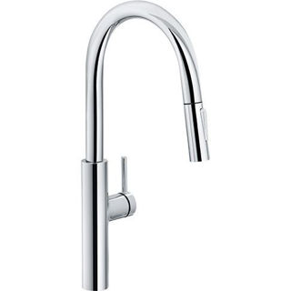 Picture of Franke Pescara Pull Down XL Pull-Out Spray Tap Chrome