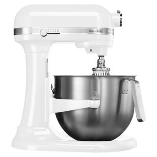Picture of KitchenAid Heavy Duty 6.9L Stand Mixer White