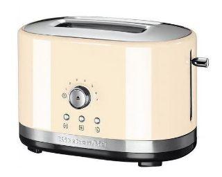 Picture of KitchenAid Manual Control Toaster Almond Cream