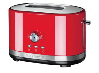 Picture of KitchenAid Manual Control Toaster Empire Red