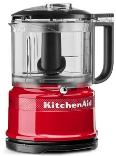 Picture of KitchenAid 100 Year Mini Food Processor Passion Red Queen of Hearts Collection