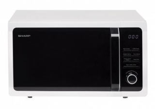 Picture of Sharp F/S 25 Litre 900W Microwave with Grill White
