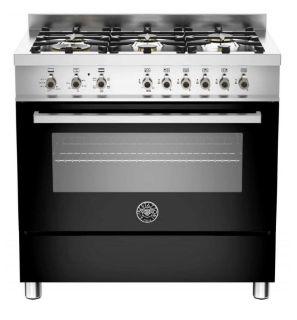 Picture of Bertazzoni F/S 90cm Professional Range Cooker Hybrid Black