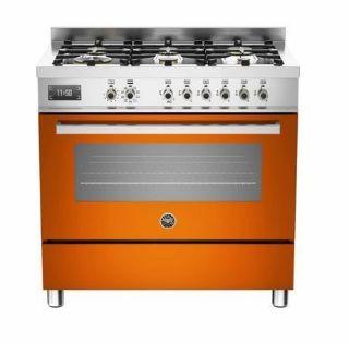 Picture of Bertazzoni F/S 90cm Professional Range Cooker Orange