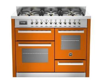 Picture of Bertazzoni F/S F/S 110cm XG Professional Range Cooker Orange