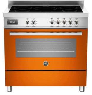 Picture of Bertazzoni F/S 90cm Professional Range Cooker with Induction Orange