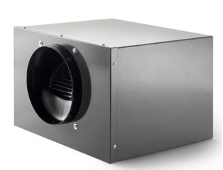 Picture of Elica Inline External Motor for Instalation INSIDE the Property