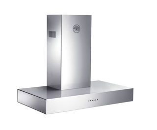 Picture of Bertazzoni 90cm Master T-Series Canopy Hood Stainless Steel