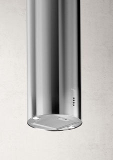 Picture of Elica 43cm Tube Pro Island Chimney Hood Stainless Steel