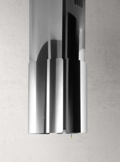 Picture of Elica 58cm Chrome Island Hood Stainless Steel