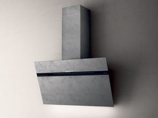 Picture of Elica 90cm Stripe Urban Vertical Hood Zinc Coating Effect