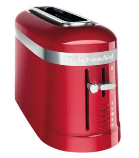 Picture of KitchenAid 2-Slice Long Slot Toaster Empire Red