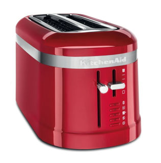 Picture of KitchenAid 4-Slice 2 Long Slot Toaster Empire Red