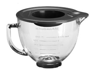 Picture of KitchenAid Attachment Glass Bowl Accessories Range