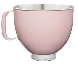 Picture of KitchenAid Attachment Stainless Steel Bowl Dried Rose Accessories Range