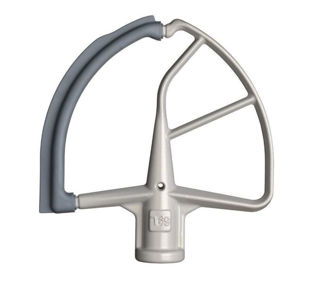 Picture of KitchenAid Flex Edge Beater for 6.9 Litre Bowl Coated Metal with Silicone S Accessories Range
